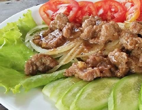 Khmer Dishes