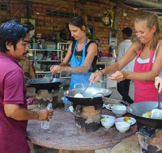 Smokin Pot Cooking Class